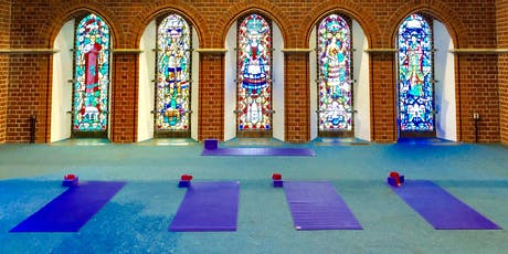 'Align and Shine' - a treat day of inspiring Anusara Yoga and healthy lunch tickets
