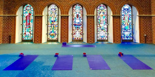 'Align and Shine' - a treat day of inspiring Anusara Yoga and healthy lunch