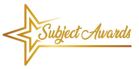 Robina SHS Year 7, 8 & 9 Subject Awards 2019 tickets