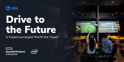 Drive to the Future: Is Hyperconverged Worth the Hype?