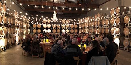 SIDURI Winter Wine Dinnner tickets