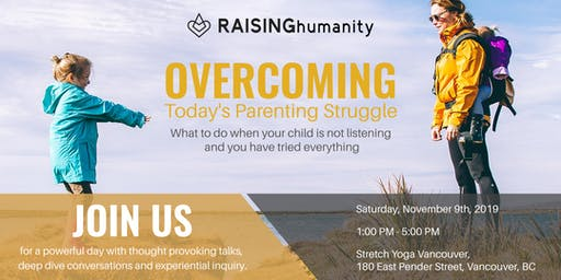 OVERCOMING TODAY'S PARENTING STRUGGLE