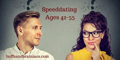 Speed Dating Party Ages 42-55- NYC Singles