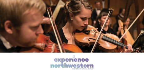 ExperienceNU: Northwestern University Symphony Orchestra Concert - Postdoc tickets