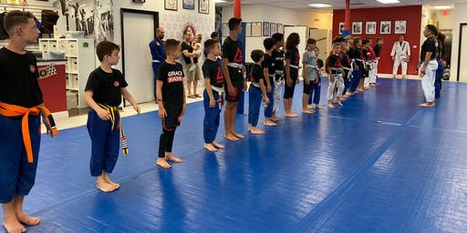 Free Self-Defense class- TEENS