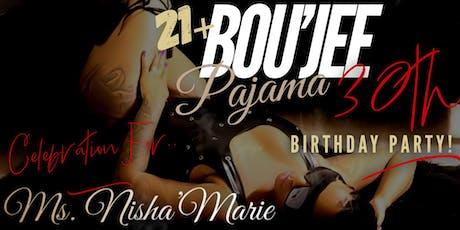 Nisha`Marie's Pajama Themed Birthday Party! tickets