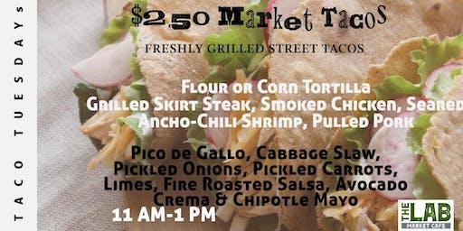 Taco Tuesdays at The Market Cafe