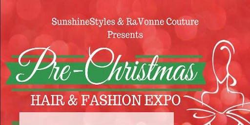 Pre-Christmas hair & fashion Expo 2019