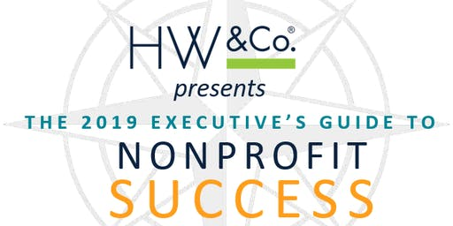 2019 Executive's Guide to Nonprofit Success - Columbus