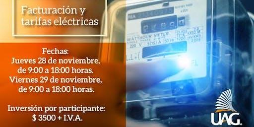 Curso Facturación y tarifas eléctricas