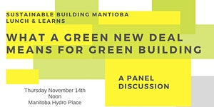 What a Green New Deal Means to Green Building