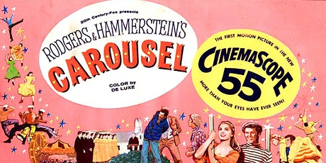 CAROUSEL (1956) [U]: Singalong a Dingdong Movie Night tickets