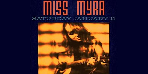 Really Livin' Room Series: Miss Myra