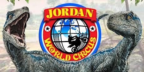 Jordan World Circus 2020 - Orem, UT tickets