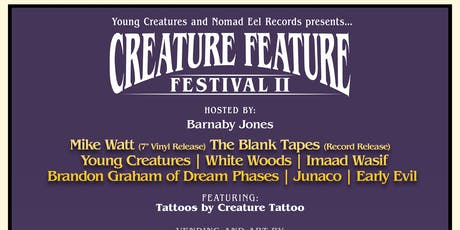 Creature Feature Festival II tickets