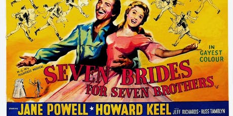 Seven Brides for Seven Brothers (1954) [U]: Singalong Movie tickets