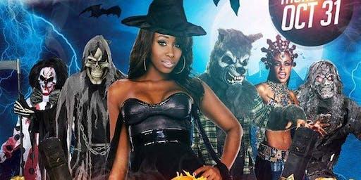 Halloween Party/Costume Contest!