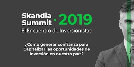 Skandia Summit 2019: El Encuentro de Inversionistas