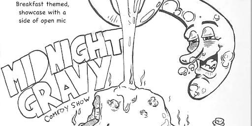 Midnight Gravy: the comedy hour