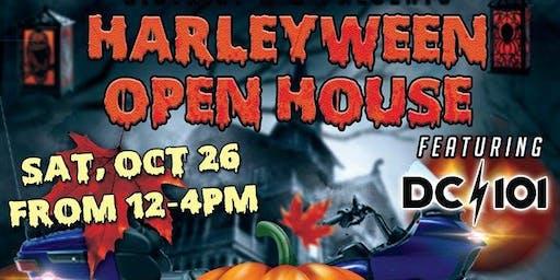 District Harleyween Open House