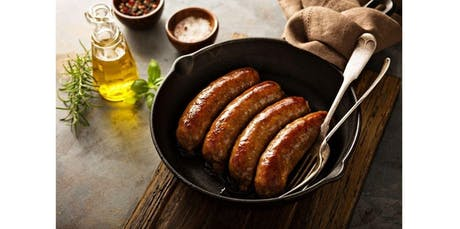 Sausage Workshop: Chef Lev Dagan (Oakland) (2020-02-01 starts at 12:00 PM) tickets