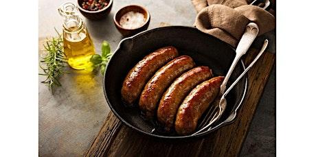 Sausage Workshop: Chef Lev Dagan (Oakland) (02-01-2020 starts at 12:00 PM) tickets