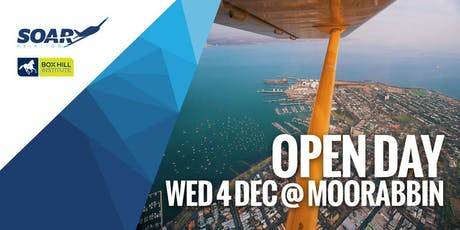 Soar Aviation Melbourne - 2020 Course Info Session: Career Pathway & Dip tickets