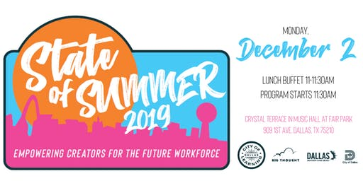 State of Summer: Empowering Creators for the  Future Workforce