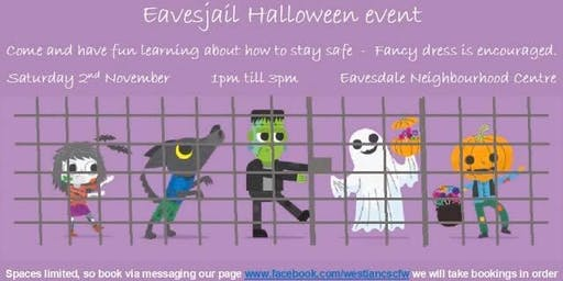 Eavesjail Halloween event