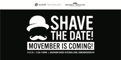 2019 Movember Fundraiser