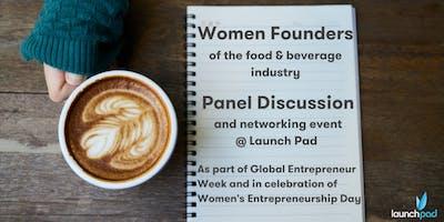 Women Founders of the Food & Beverage Industry