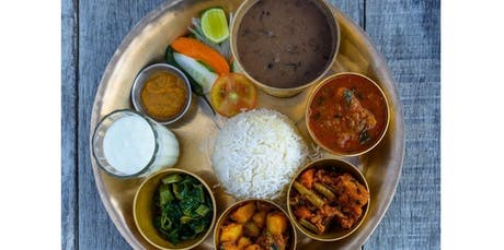 Everyday Indian Vegetarian: Chef Veena (Berkeley)  (12-15-2019 starts at 11:00 AM) tickets