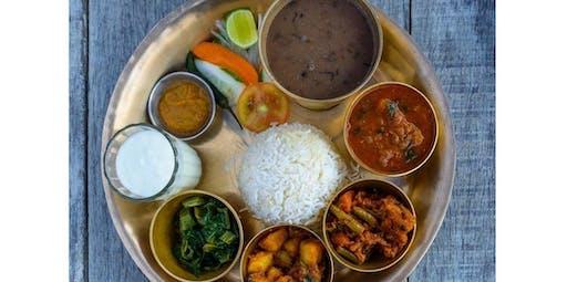 Everyday Indian Vegetarian: Chef Veena (Berkeley)  (12-15-2019 starts at 11:00 AM)