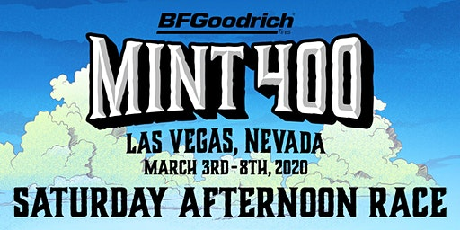 2020 Mint 400 Saturday Afternoon Race