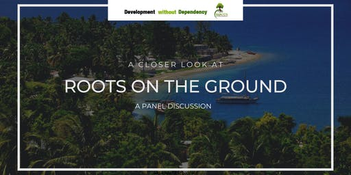 Panel Discussion: A Closer Look at Roots on the Ground