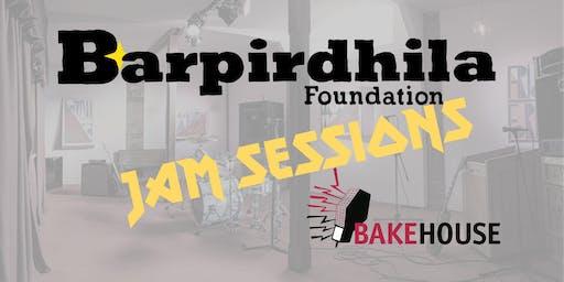 Barpirdhila x Bakehouse Open Jam Sessions