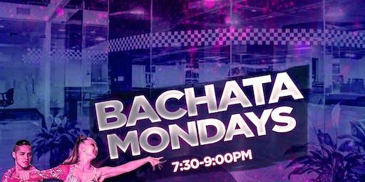 Monday Bachata Lessons by Javier & Katya