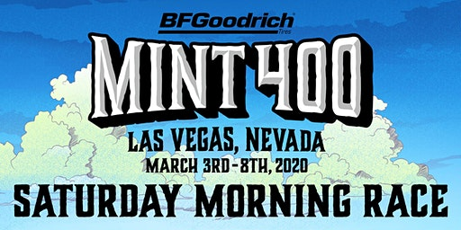 2020 Mint 400 Saturday Morning Race