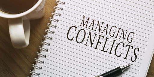Manage Conflict in the Workplace