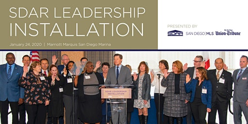 Greater San Diego Association of REALTORS® Board Installation Luncheon