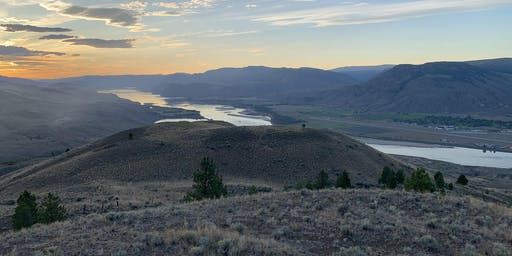 Women Who Explore Kamloops - Sunset Hike
