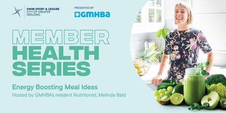 Energy Boosting Meal Ideas tickets