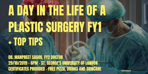 A day in the life of a Plastic Surgery FY1 + top tips