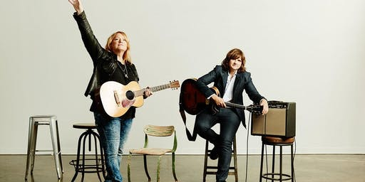 Indigo Girls benefiting El Refugio