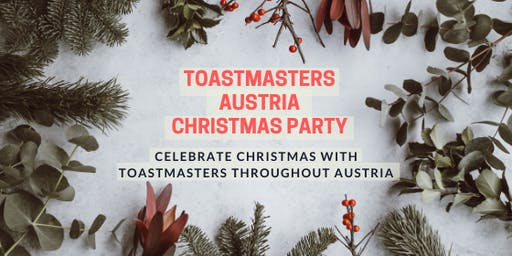 Toastmasters Austria - Christmas Party