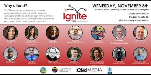 Ignite SWV 2019: Creative Tech