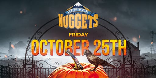 Nuggets Halloween Party!