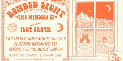 Bended Light  Album Release show at Elation Brewing Co.