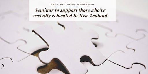 RBNZ Wellbeing Workshop