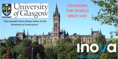 Estudia en la Universidad de Glasgow - sesión también en línea